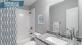Remodeled bathrooms at Royal Isles Apartment Homes