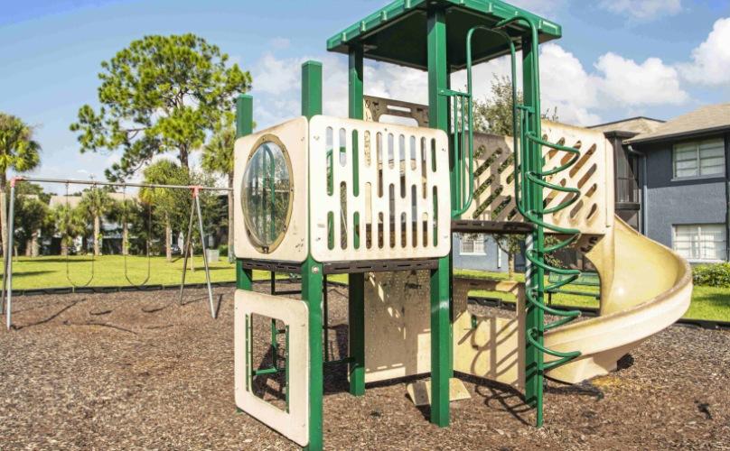 Playground at Royal Isles Apartment Homes in Orlando
